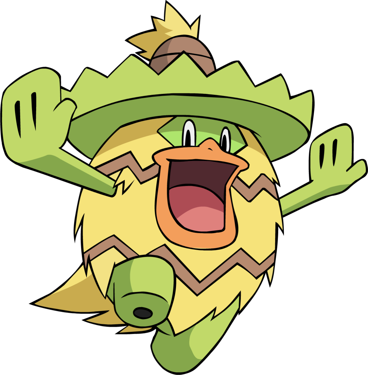 Ludicolo | Full HD Pictures