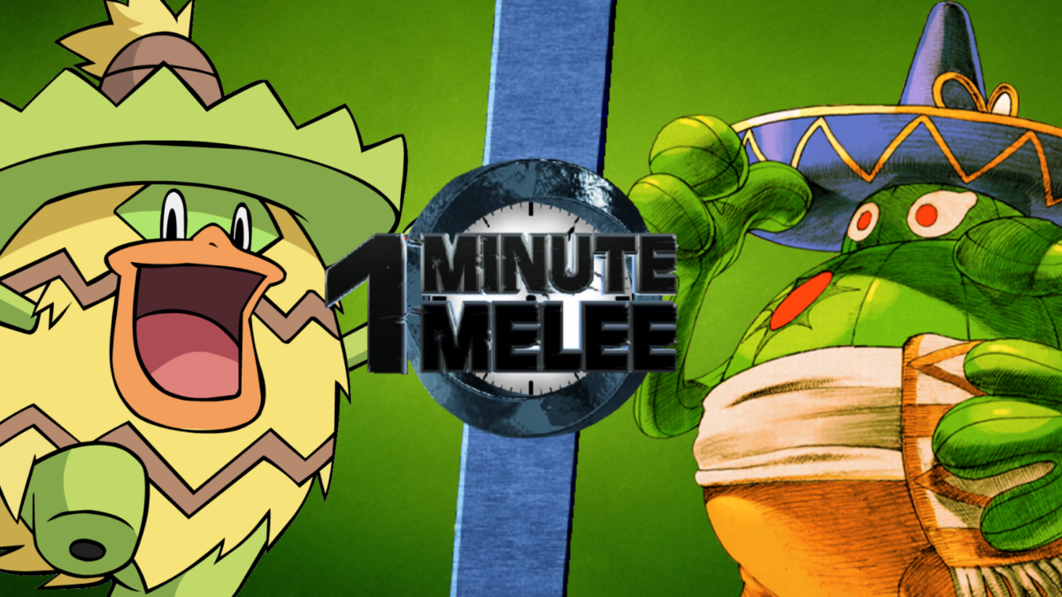 Image – Ludicolo vs. Amingo – One Minute Melee.png | DEATH BATTLE …