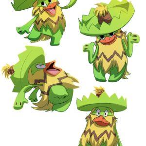 download ludicolo   Tumblr   Fan Art   Pokémon   Pinterest   Fan art