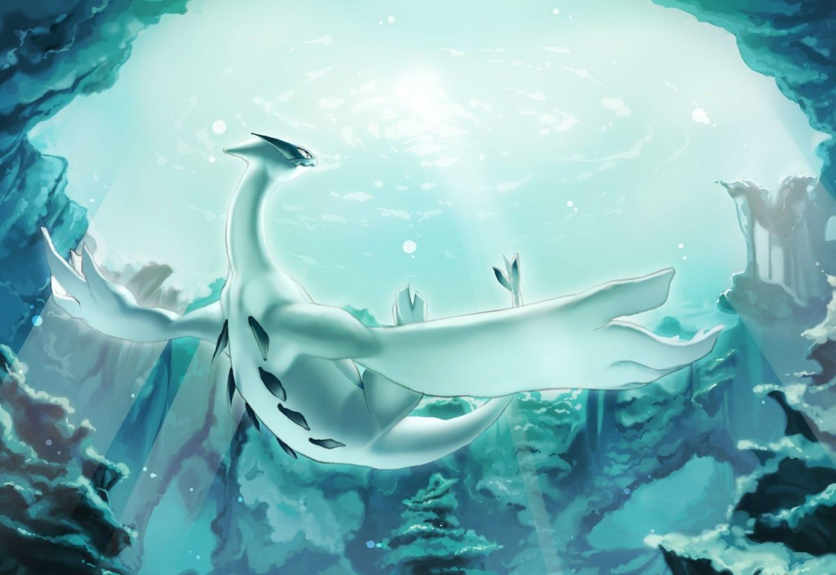 44 Lugia (Pokémon) HD Wallpapers | Background Images – Wallpaper Abyss