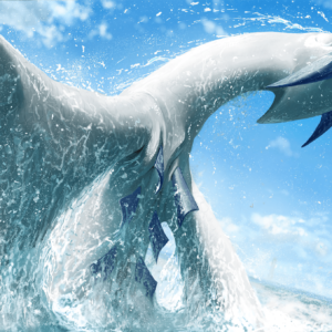 download 44 Lugia (Pokémon) HD Wallpapers | Background Images – Wallpaper Abyss