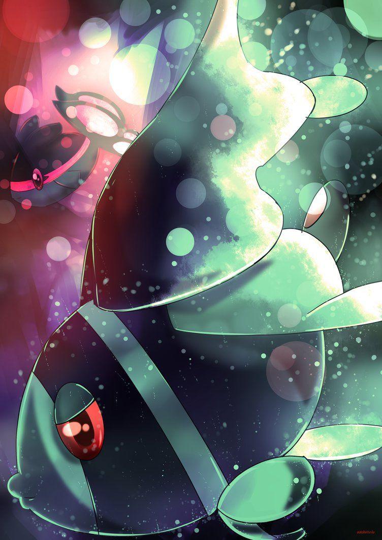 Day 259 – Neolant | Lumineon by AutobotTesla on DeviantArt | Pokémon …