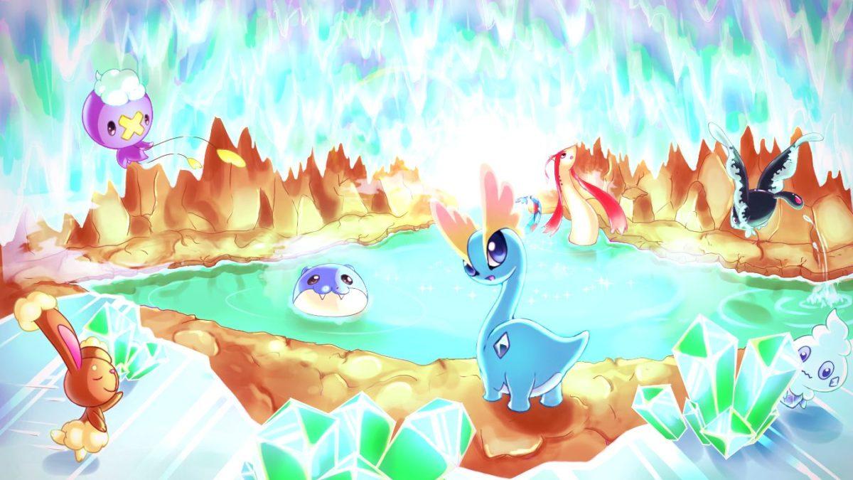 Lumineon – Pokémon – Zerochan Anime Image Board