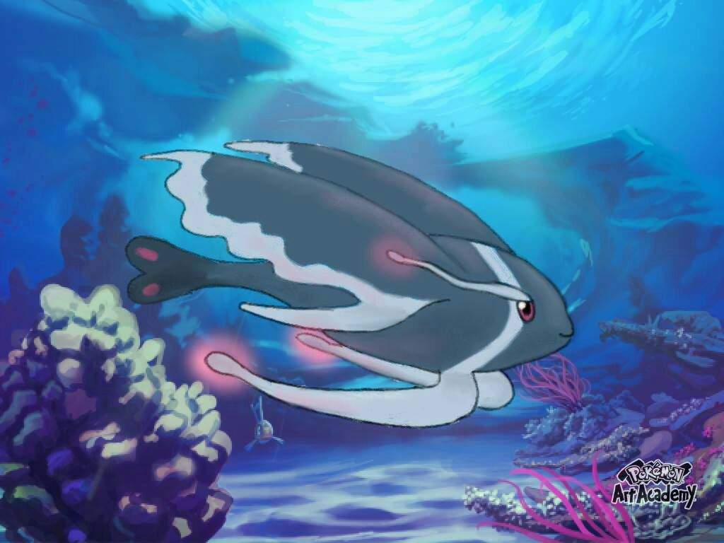 Mega Lumineon | Pokémon Amino
