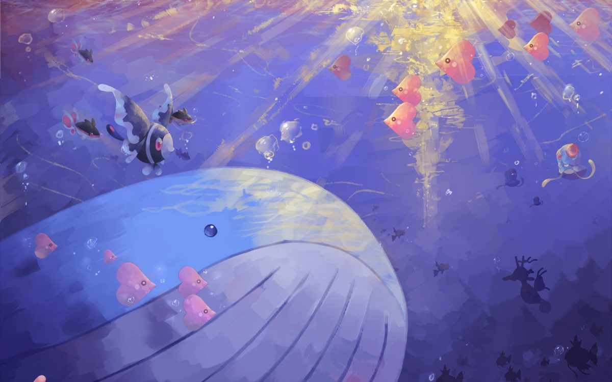 Pokemon Landscapes? – /w/ – Anime/Wallpapers – 4archive.org