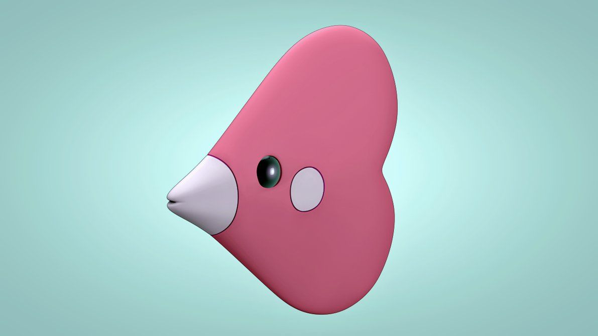 Luvdisc by Exherion on DeviantArt