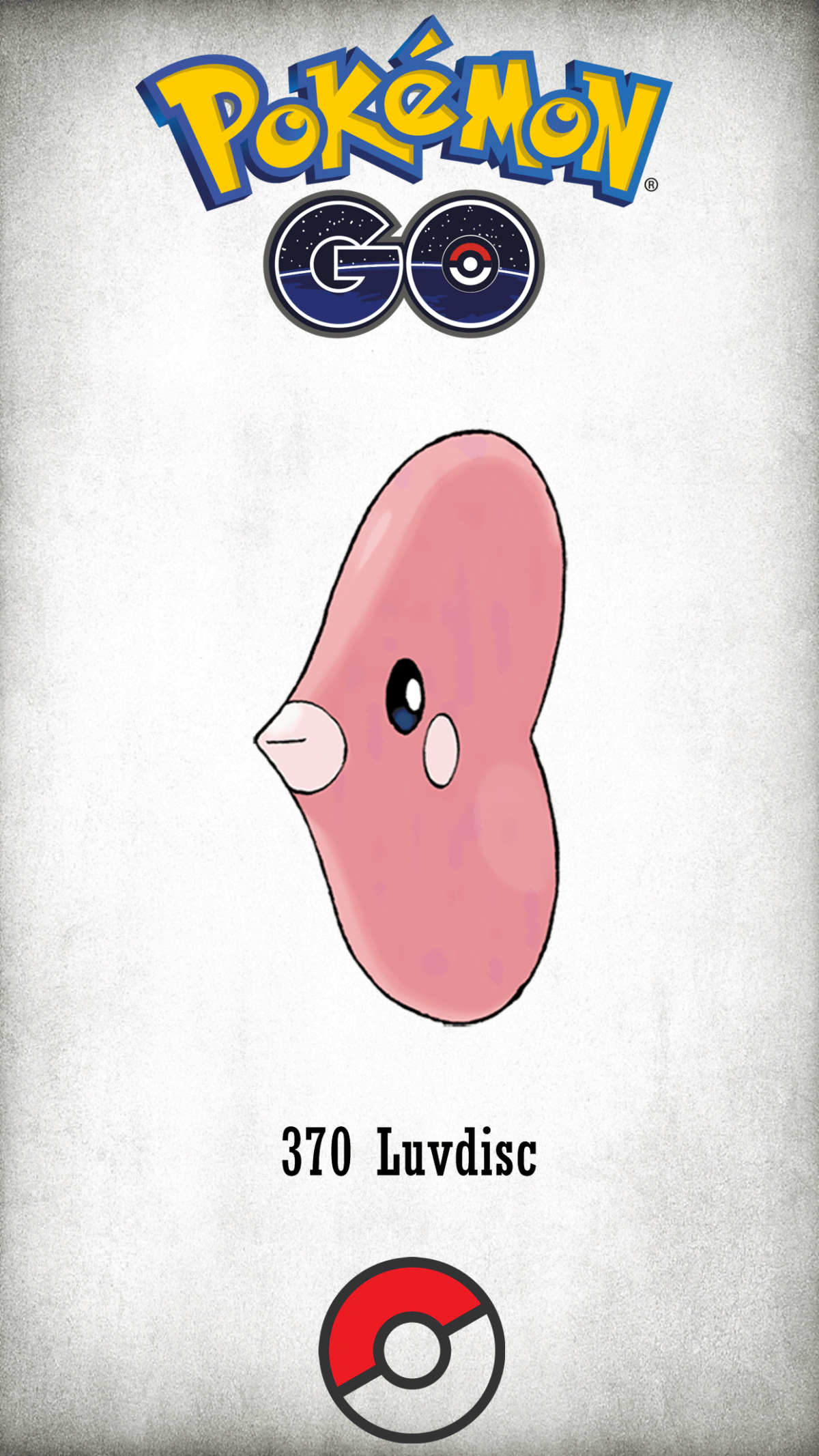 370 Character Luvdisc | Wallpaper