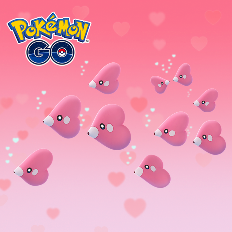 Pokemon GO's Valentine's Day Event Brings About Triple Stardust With …
