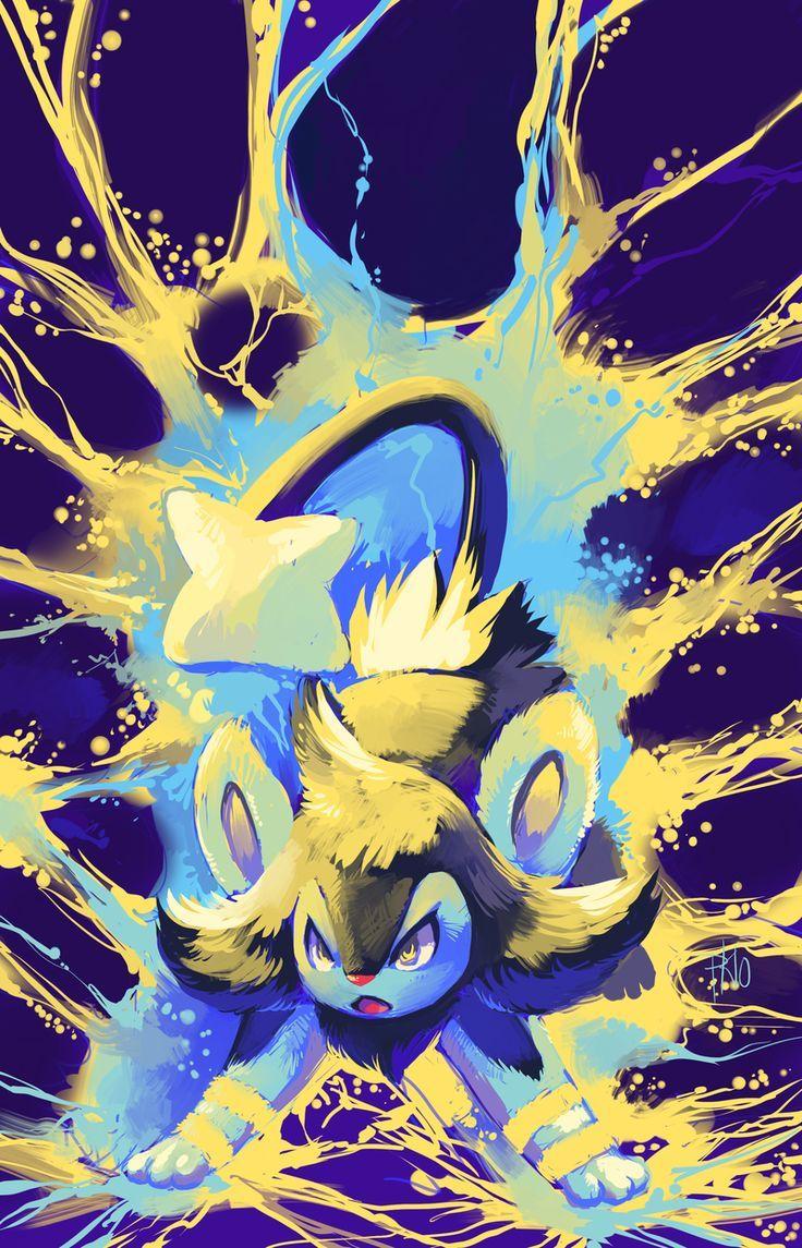7 best Luxio images on Pinterest | Pokemon shinx, Nintendo and Anime
