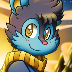 download Bennet The Luxio by BuizelCream on DeviantArt