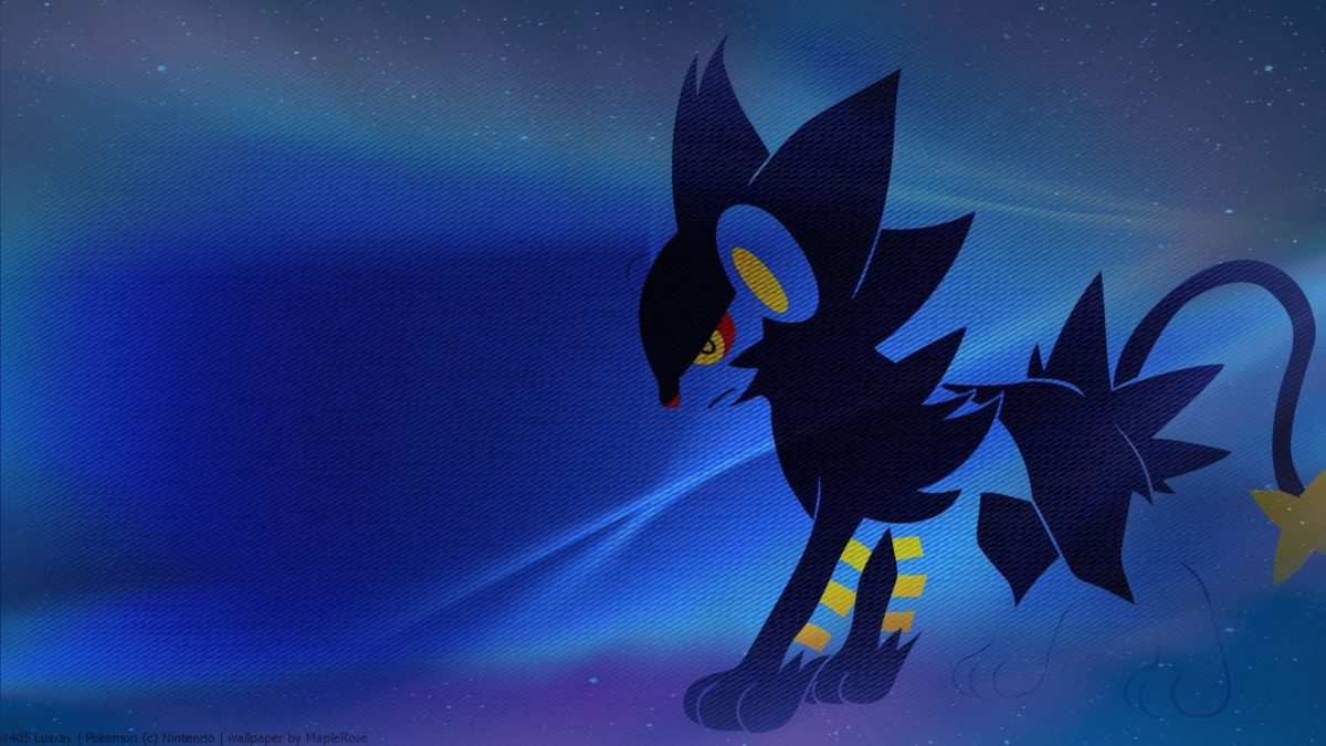Luxray Wallpapers (59+ pictures)