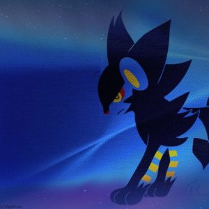 download Luxray Wallpapers (59+ pictures)