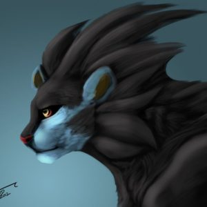 download Luxray by Chaotic–Edge on DeviantArt