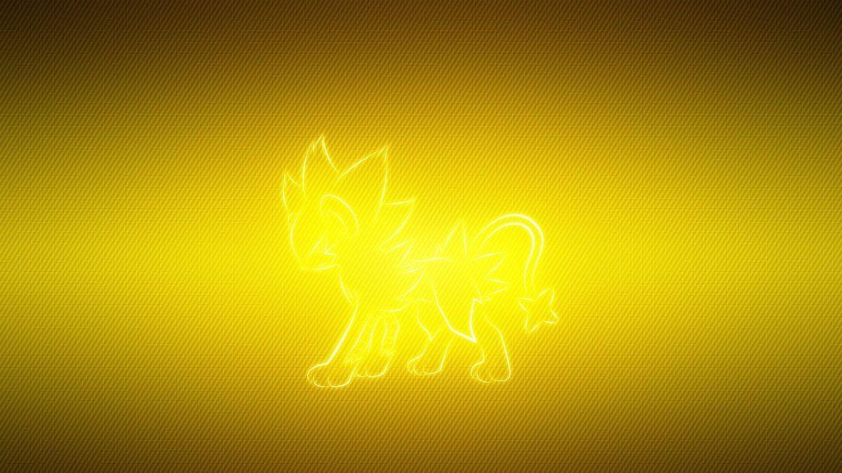 Pokemon Luxray HD Wallpaper – Free HD wallpapers, Iphone, Samsung …