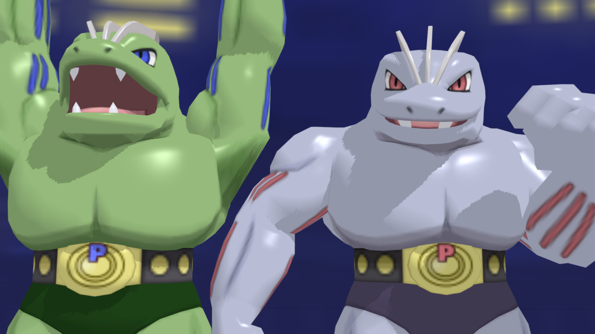 Machoke (Updated) by GuilTronPrime on DeviantArt
