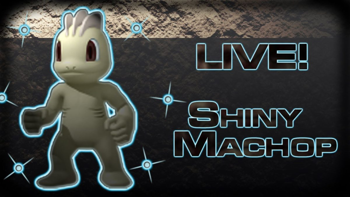 Live] Shiny Machop After 7,616 SRs! (Pokémon X BQ#5) – YouTube