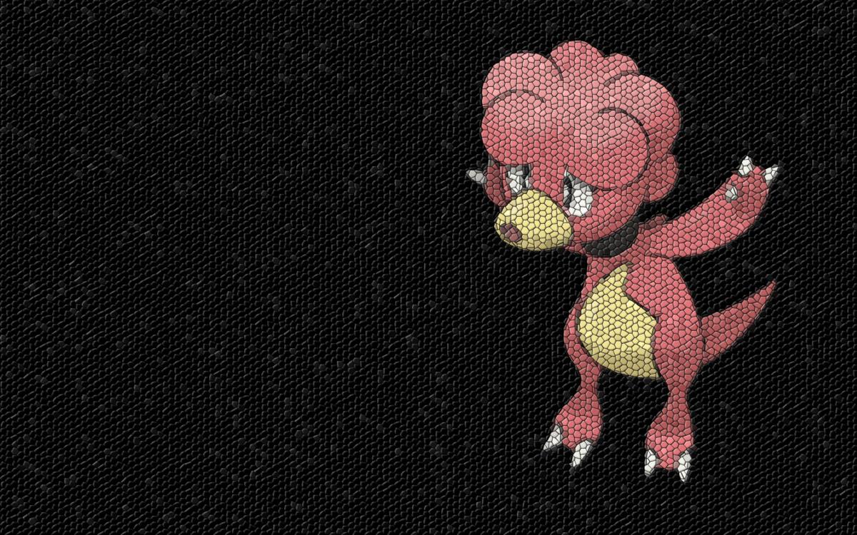 Pokemon mosaic Magby wallpaper   1920×1200   200840   WallpaperUP