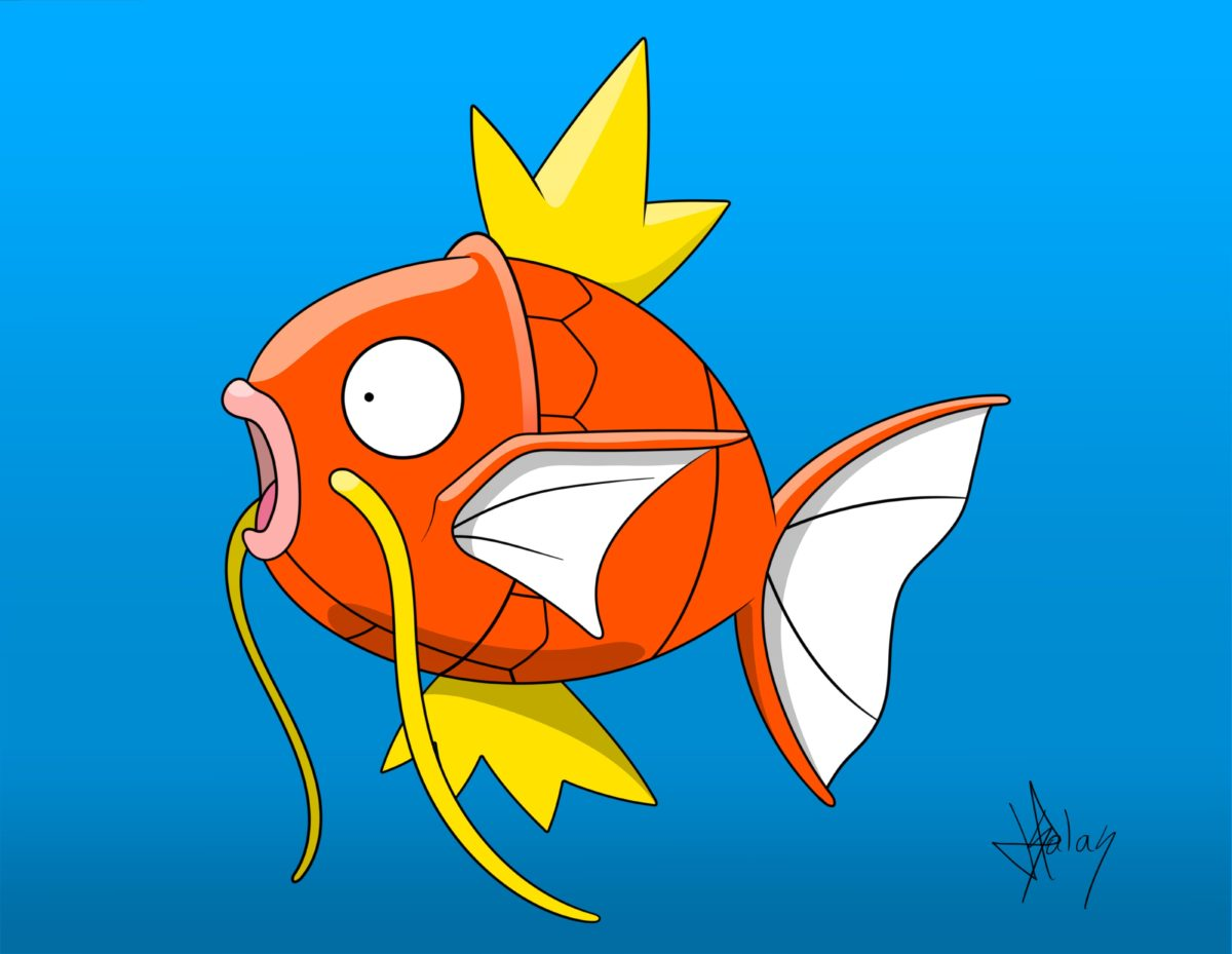 High Quality Magikarp Wallpaper | Full HD Pictures