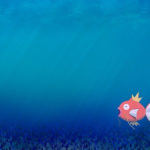 download Lonely Magikarp Wallpaper by Kayachlata on DeviantArt