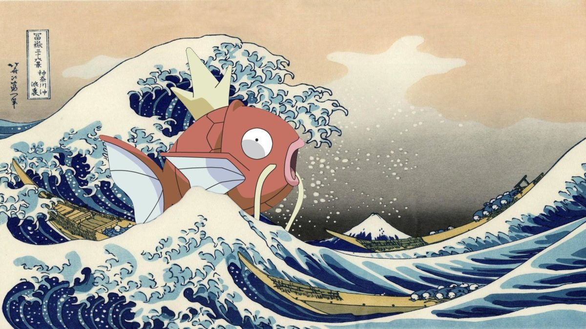 Great Wave off Kanagawa Wallpaper (48+ images)