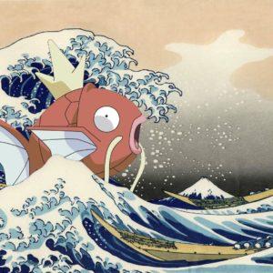 download Great Wave off Kanagawa Wallpaper (48+ images)