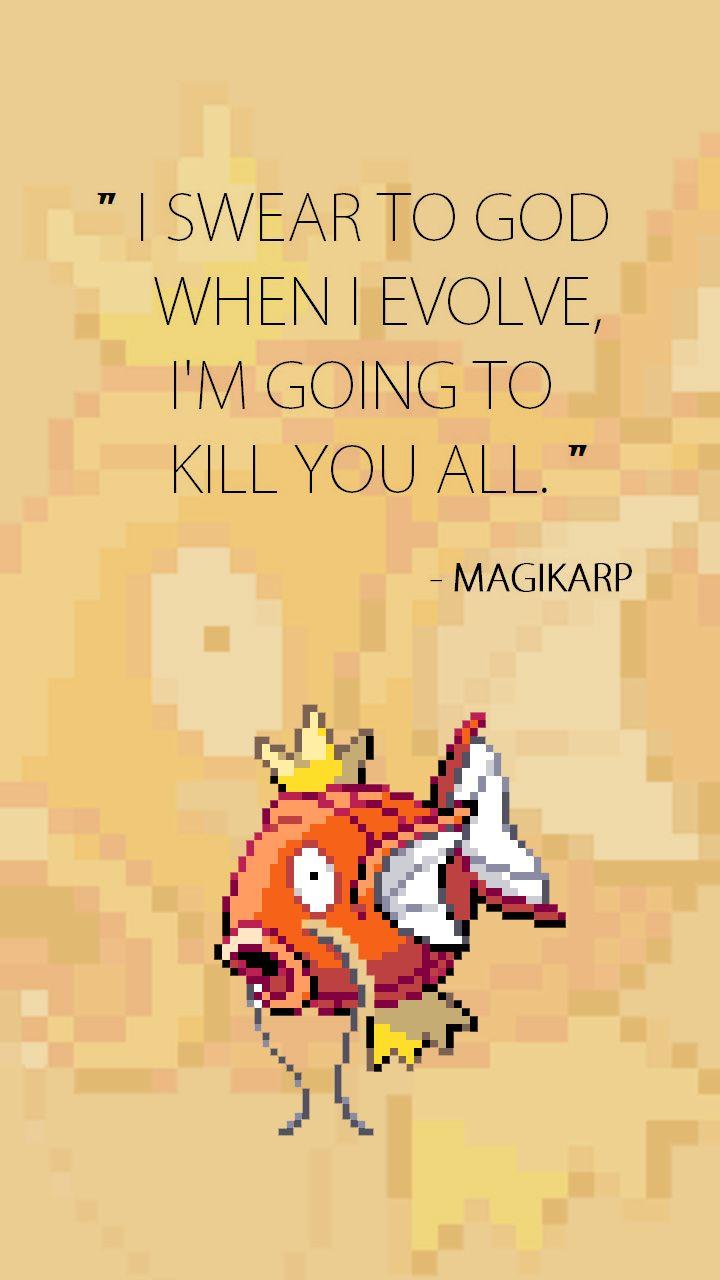 Pokemon Magikarp Galaxy S3 Wallpaper (720×1280)