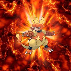 download 126 Fire Pokeball Magmar Boober Magby | Wallpaper
