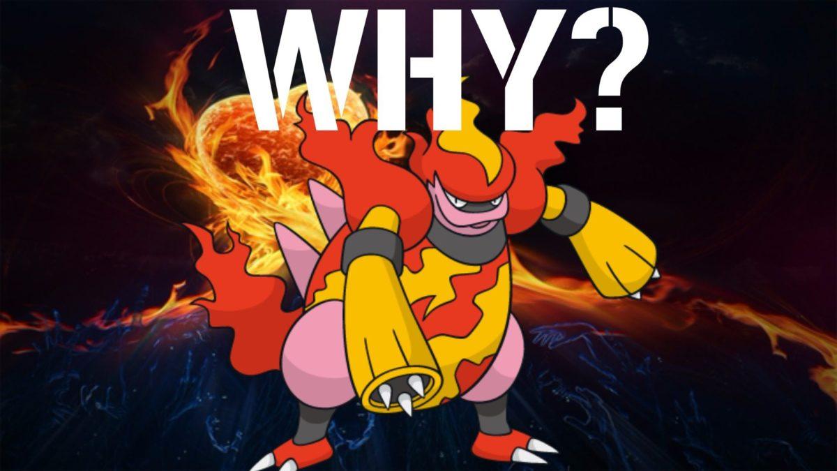 Why Mega Evolve? #93 Magmortar – YouTube