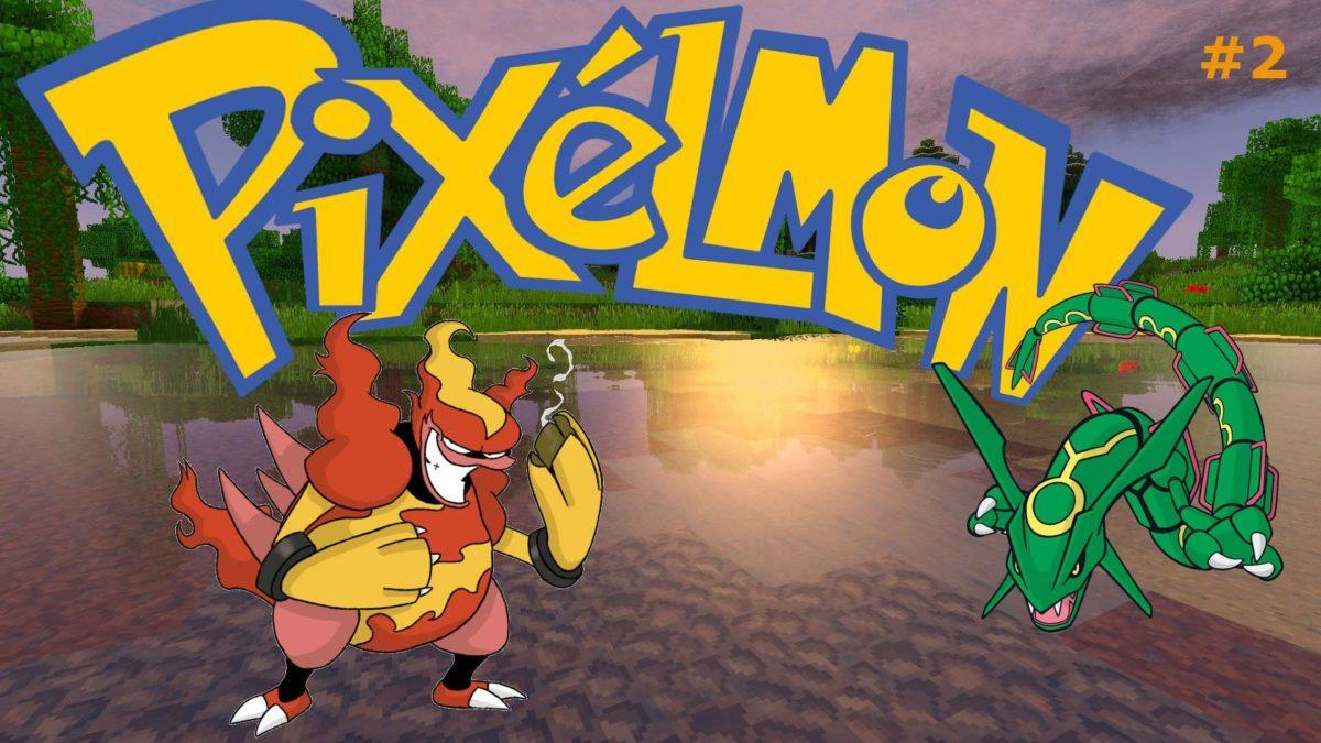 Minecraft Pixelmon – Novos Pokémons e Magmortar!! #2 – YouTube