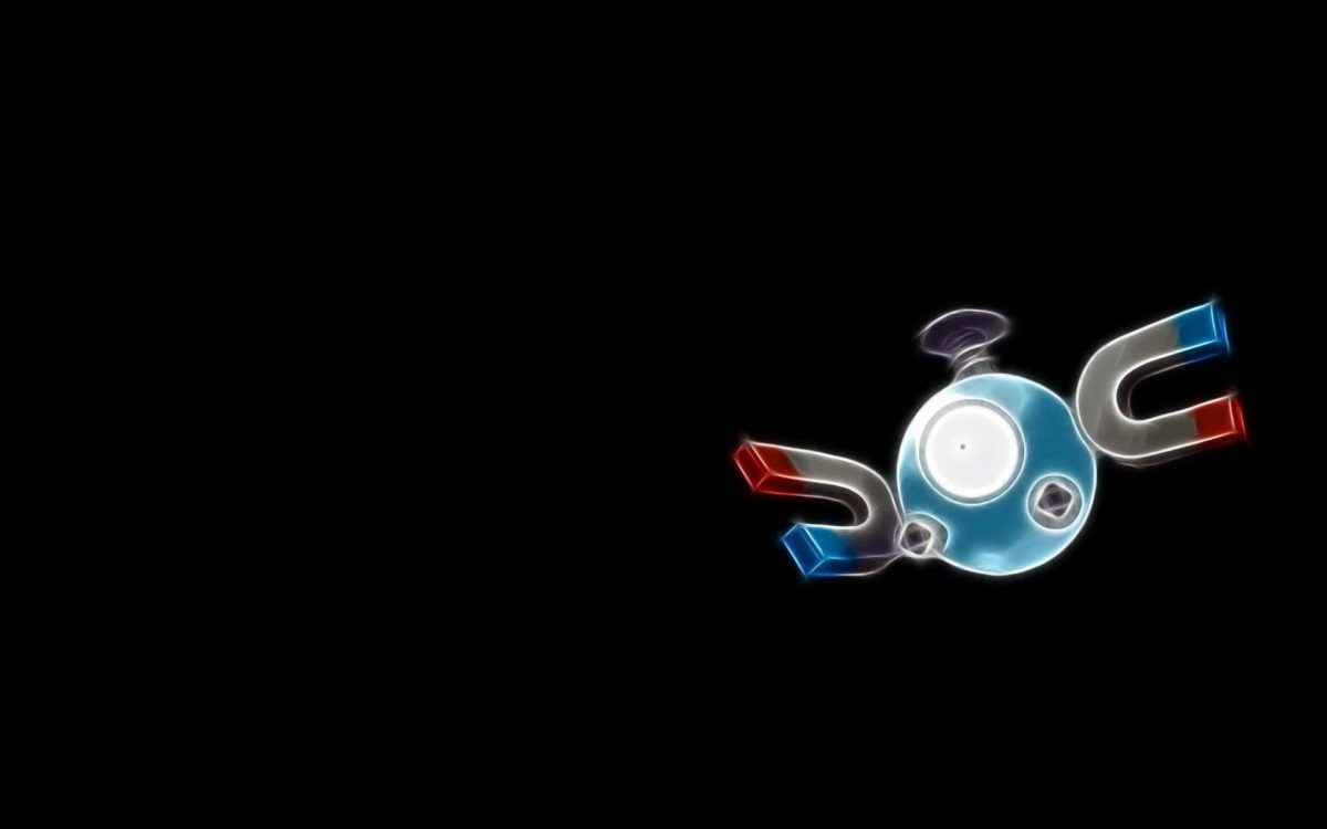 Magnemite Pokemon 388186 – WallDevil