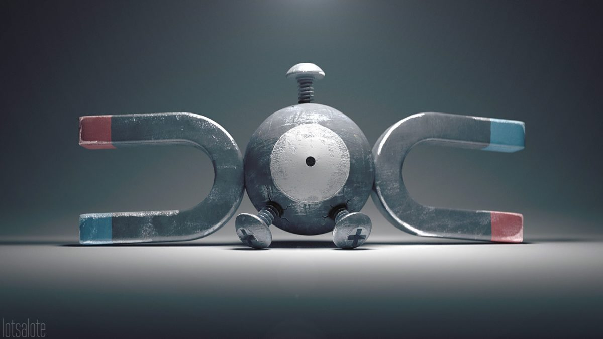 Magnemite Full HD Wallpaper and Background Image | 2304×1296 | ID …