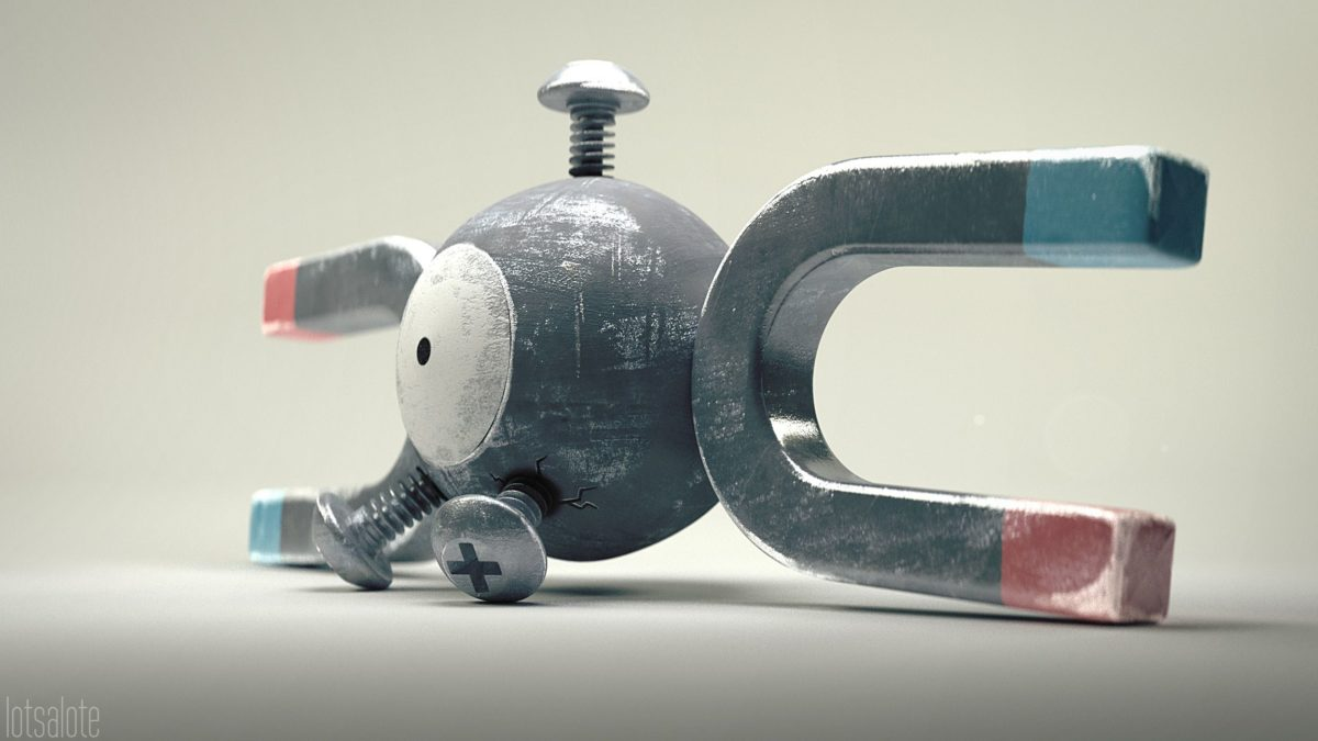Magnemite Full HD Wallpaper and Background | 2304×1296 | ID:679959
