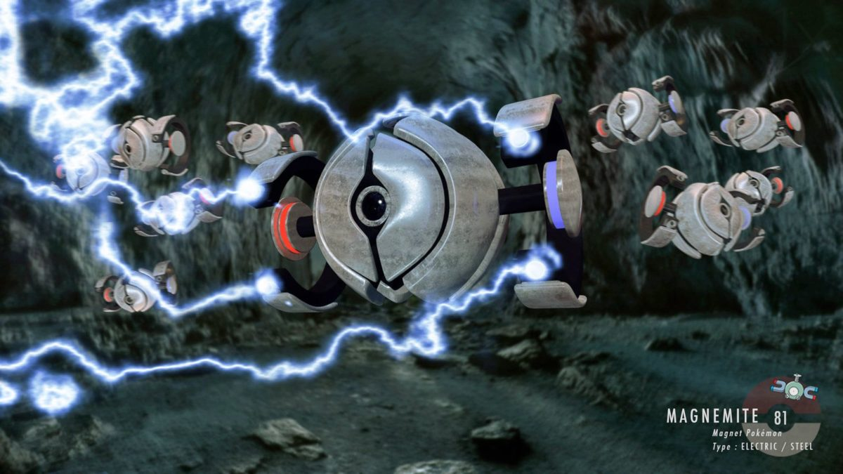 Realistic Magnemite by blayapapaya on DeviantArt