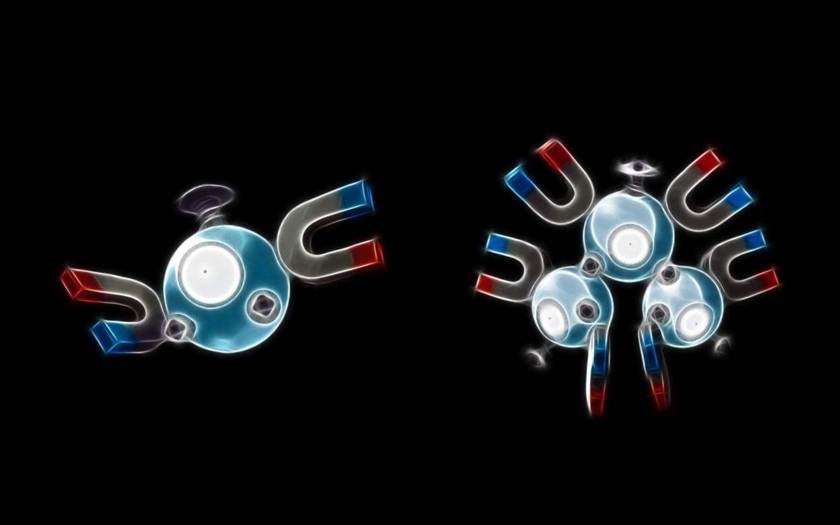 Magnemite Pokemon – WallDevil
