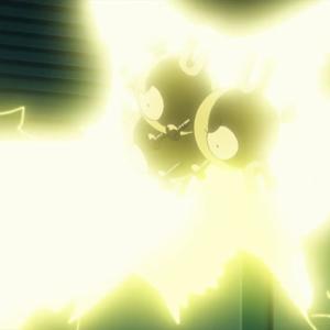 download Image – Clemont Magneton Thunder Shock.png | Pokémon Wiki | FANDOM …