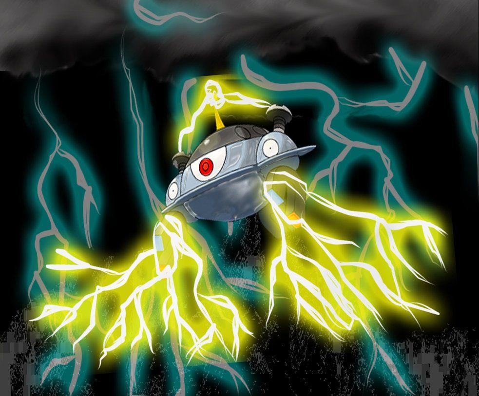 Magnezone and Thunderbolts by SmashBrawlR7538 on DeviantArt