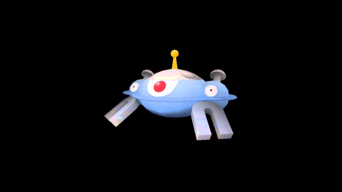 The Voice Of Magnezone – YouTube
