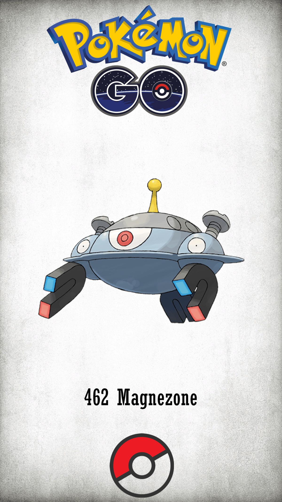 462 Character Magnezone | Wallpaper