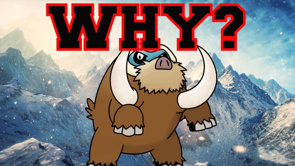 Why Mega Evolve? #143 Mamoswine – YouTube