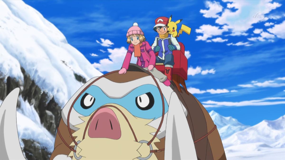 Serena (anime) | Pokémon Wiki | FANDOM powered by Wikia