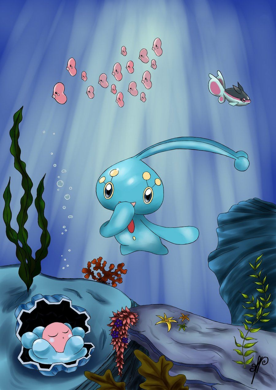 Manaphy Wallpapers, Special HDQ Manaphy Wallpapers (Special 50 High …