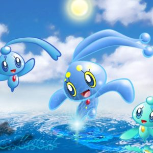 download Manaphy and Phione by Rosa-Mystical on DeviantArt
