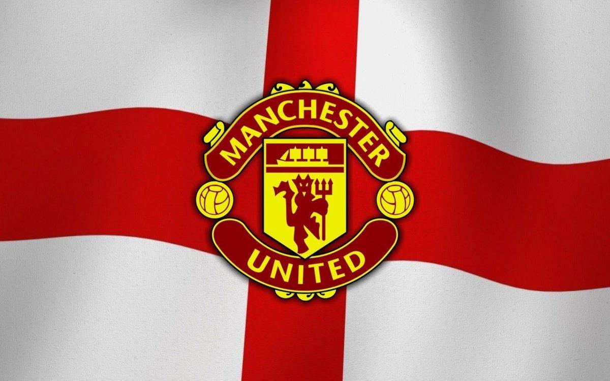 Manchester United Logo Football Club Wallpaper #6749 Wallpaper …