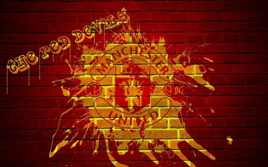 Manchester United Logo Club 29 HD Images Wallpapers | HD Image …
