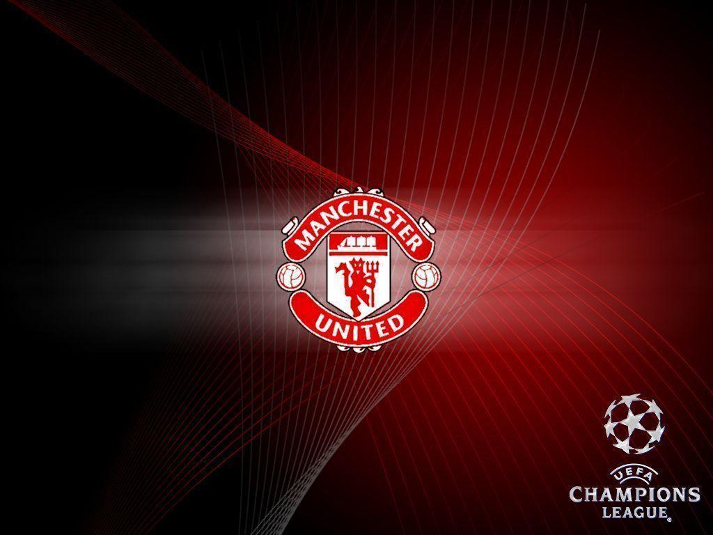 Manchester United Logo 3D High Resolution Wallpaper Desktop …