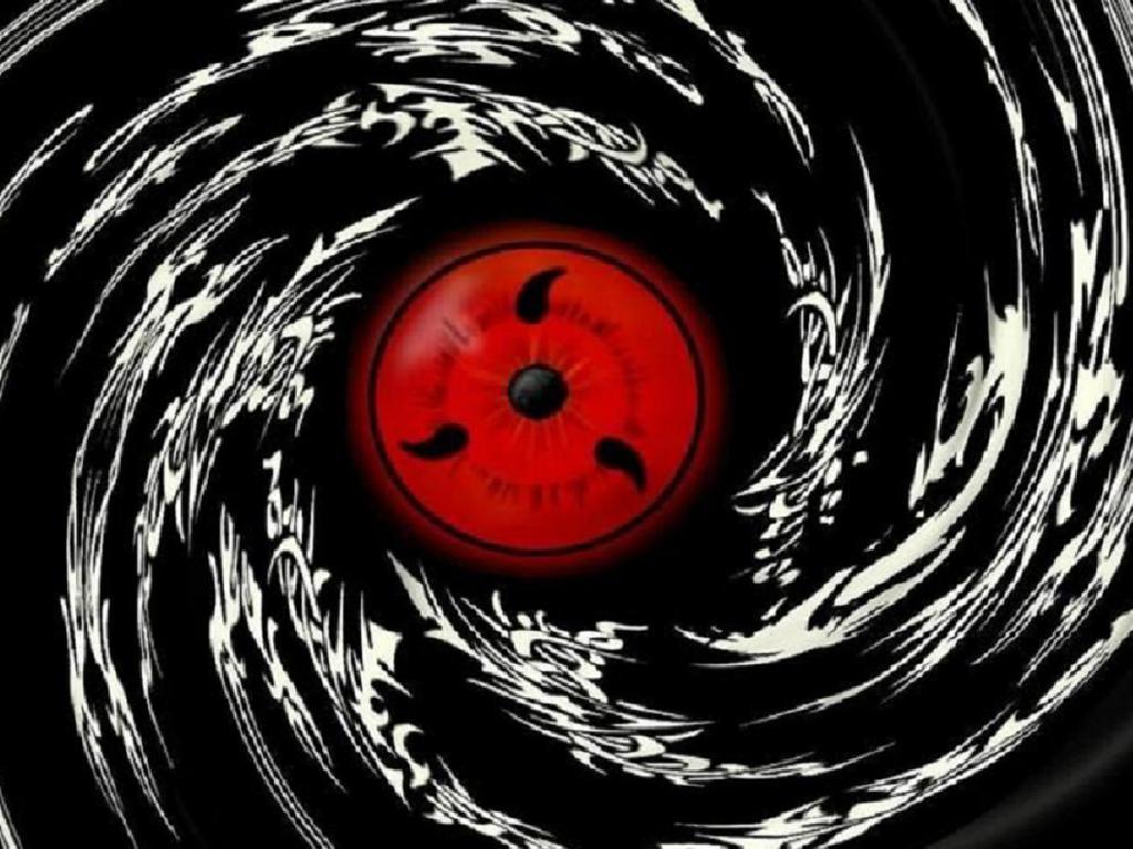 Uchiha Sasuke Mangekyou Sharingan 42838 Wallpaper – Res: 1024×768 …