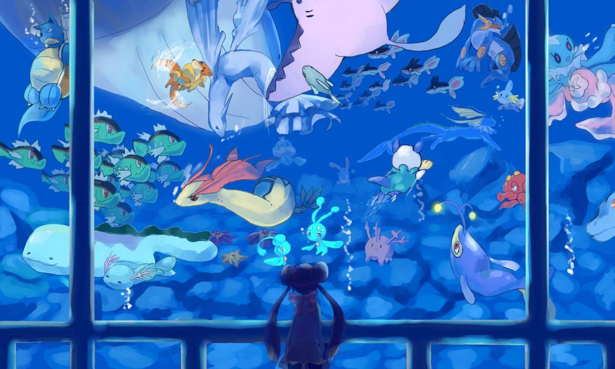 Mantine – Pokémon – Zerochan Anime Image Board