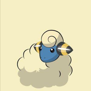 download Mareep wallpaper ❤   Pokémon   Pinterest   Wallpaper, Pokémon and …