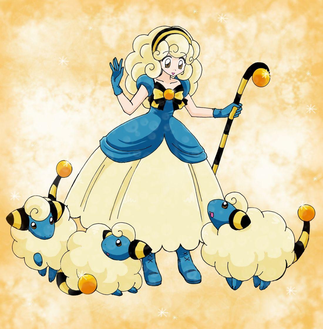 Mareep – Pokémon – Zerochan Anime Image Board