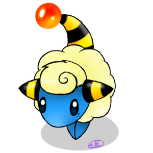 download Katteh the mareep by Spice5400 on DeviantArt